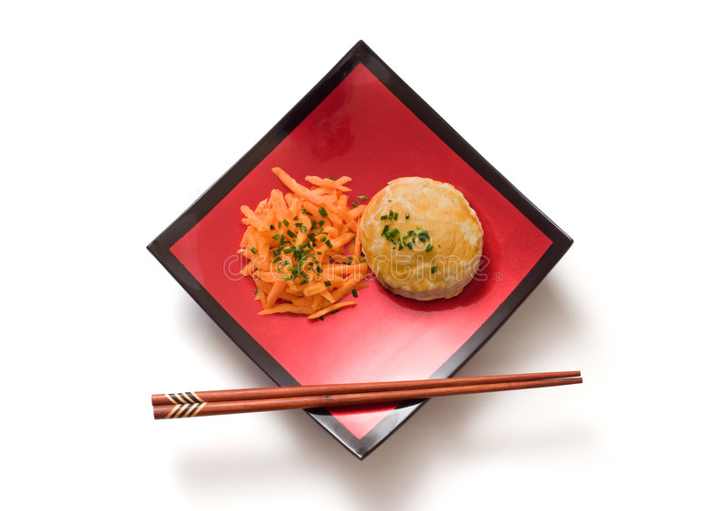 Download Repas asiatique image stock. Image du julienne, nutrition - 737863