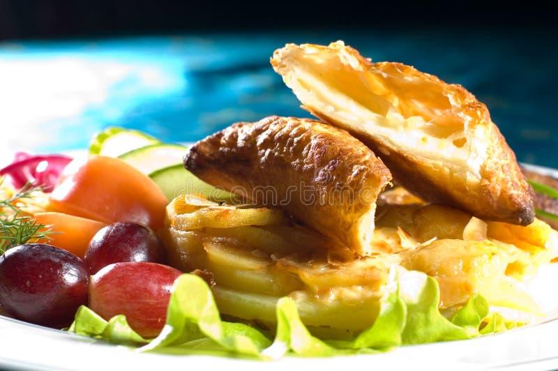 Repas délicieux ! - 13 photos stock