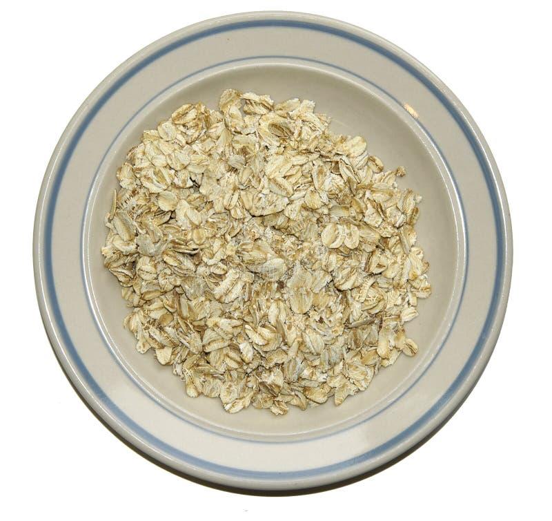 Repas d'avoine image stock