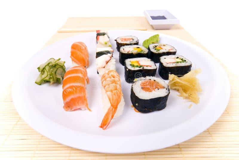repas japonais images stock