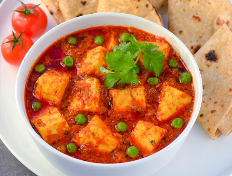Repas végétariens indiens photo libre de droits