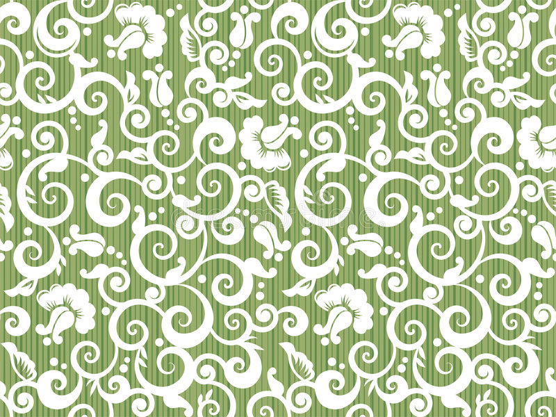 Repeat pattern stock illustration
