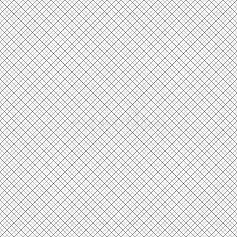 Download Repeatable решетка, сетка с тонкими серыми линиями Иллюстрация вектора - иллюстрации насчитывающей соединение, контраст: 81804312
