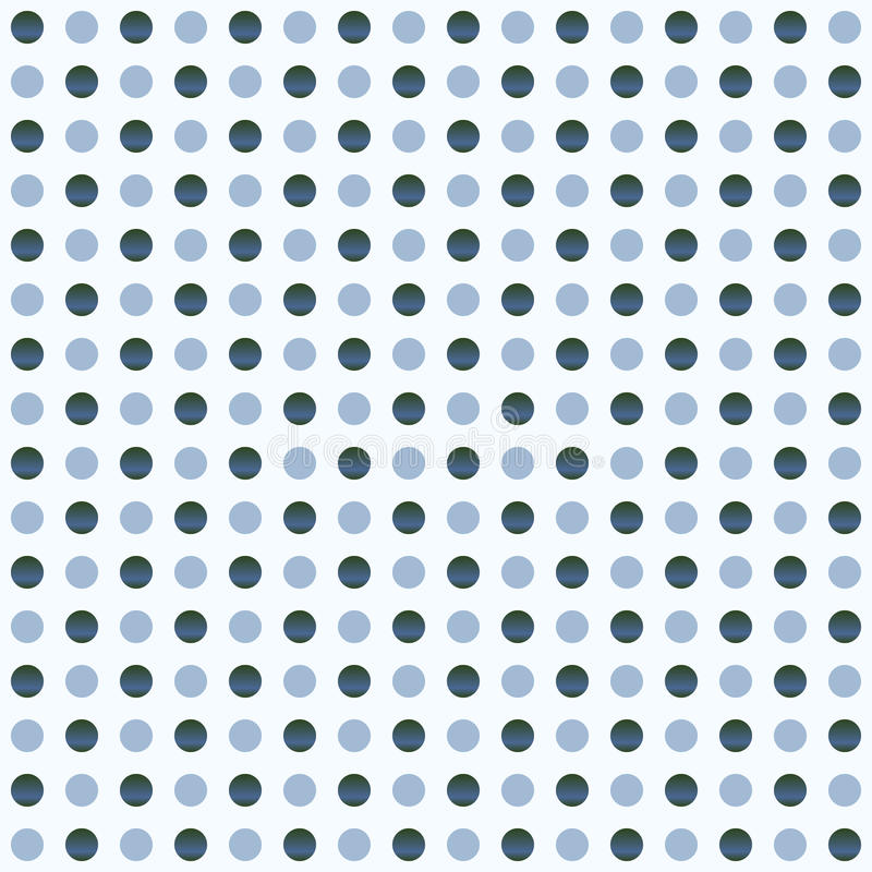 Repeatable circles, dots pattern. Colorful / multicolor texture vector illustration