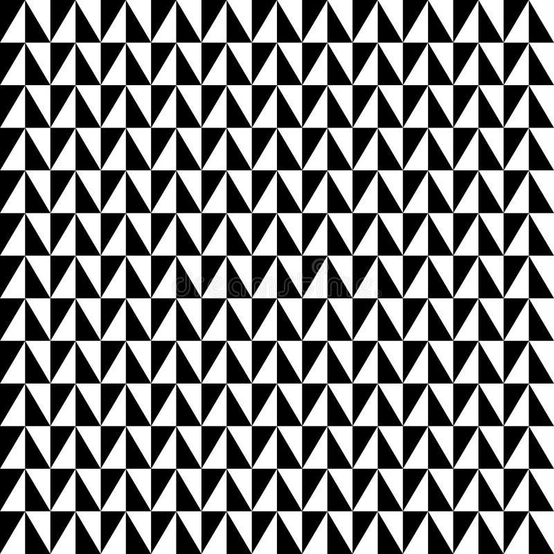 Download Repeatable Contrasty геометрическая картина Мозаика треугольников с Иллюстрация вектора - иллюстрации насчитывающей картина, backhoe: 81805540