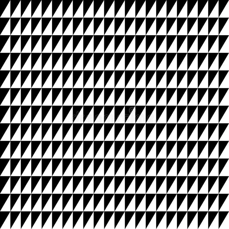 Download Repeatable Contrasty геометрическая картина Мозаика треугольников с Иллюстрация вектора - иллюстрации насчитывающей бесцветно, иллюстрация: 81805550