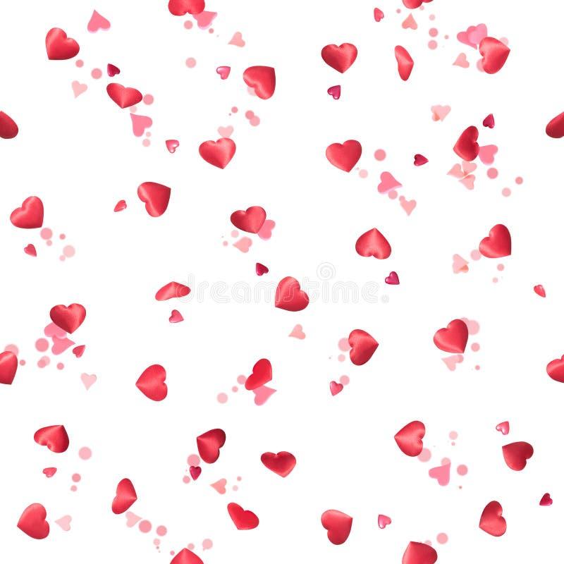 Free Repeatable, Flying Hearts Stock Photos - 28949343
