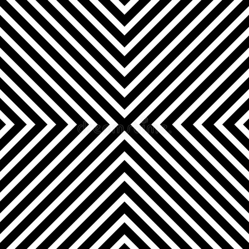 Repeatable geometric texture. Seamless minimalist monochrome pat stock illustration