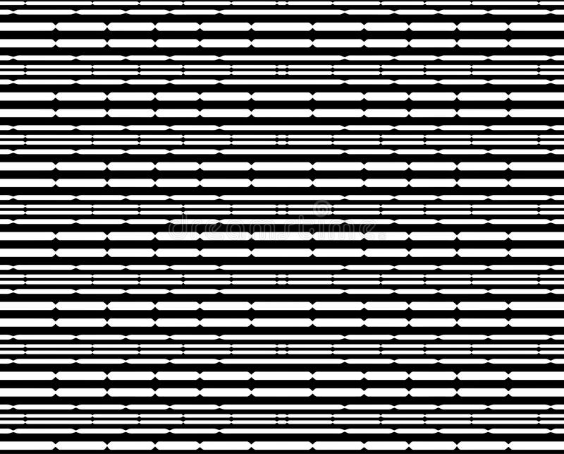 Repeated black and white pattern vector file vector illustration