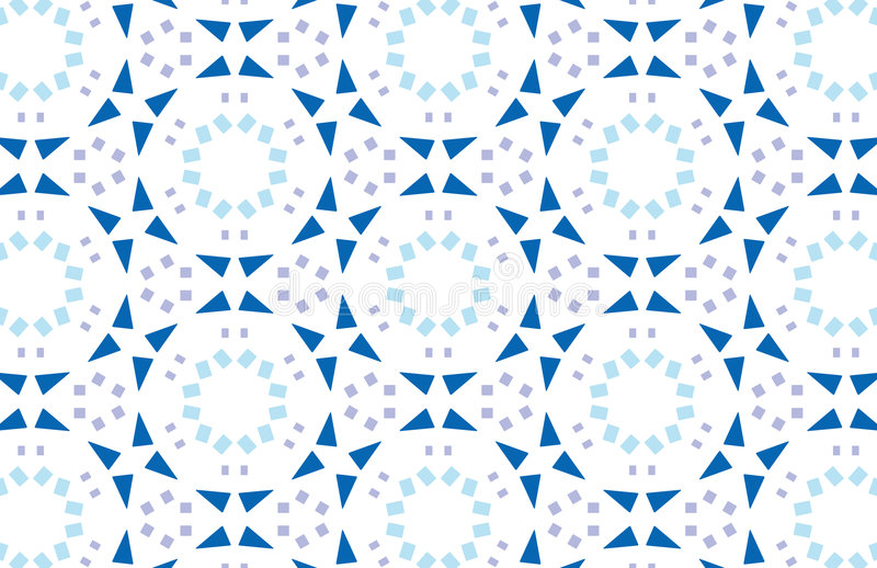 Repeated pattern vector illustration