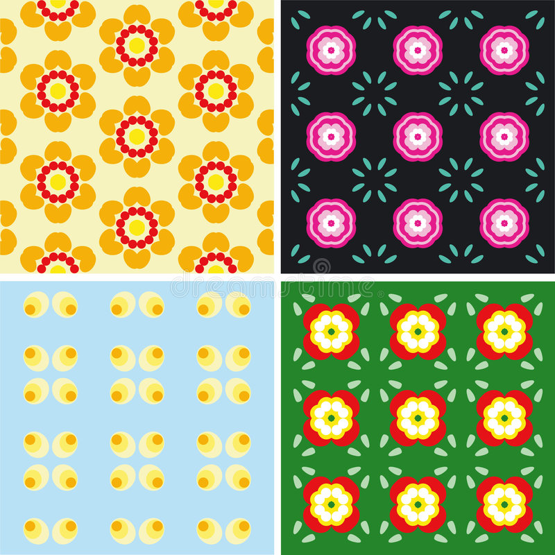 Free Repeated Pattern Stock Photography - 635662