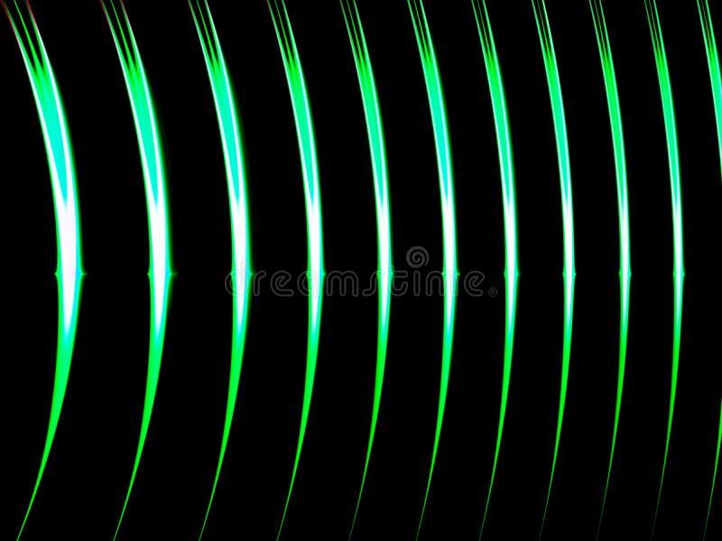 Repeating digital signal royalty free stock photography