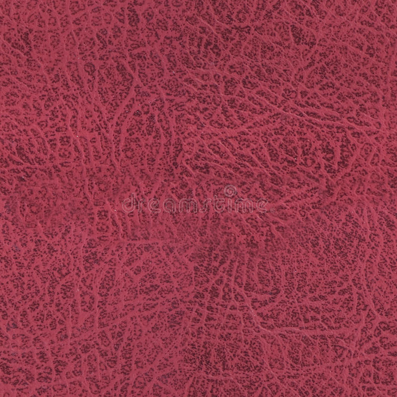 Download Repeating Red Leather Wallpaper Stock Image