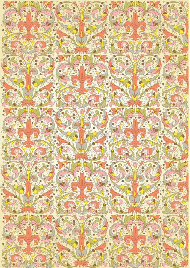 Free Repeats Color Pattern Royalty Free Stock Images - 14082859