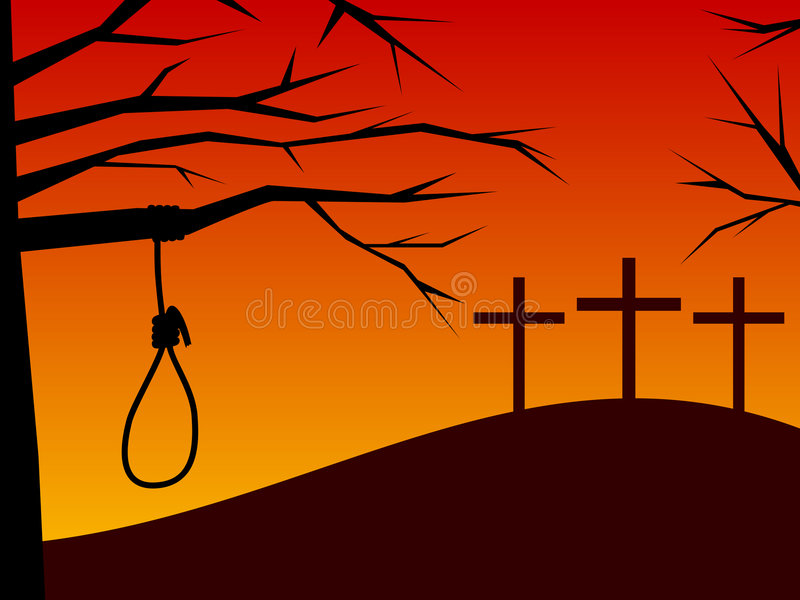 repentance пасхи предательства иллюстрация штока