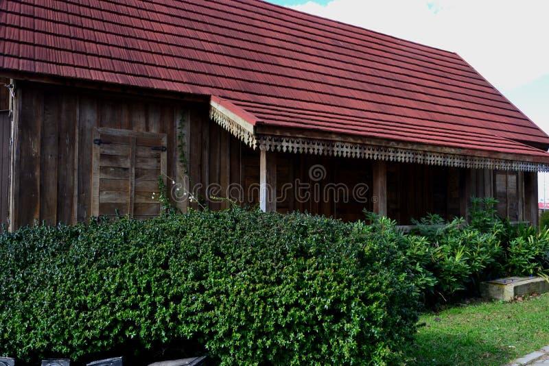 Mud House In Brasil Stock Image. Image Of Mudstone