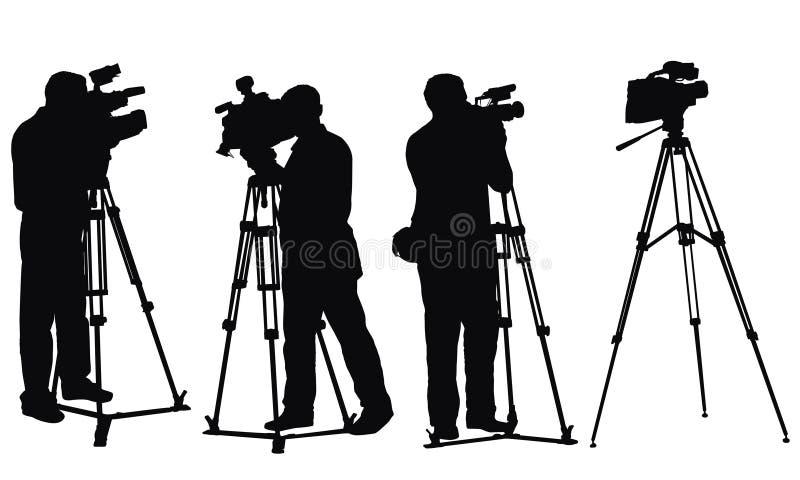 Reportage royalty illustrazione gratis