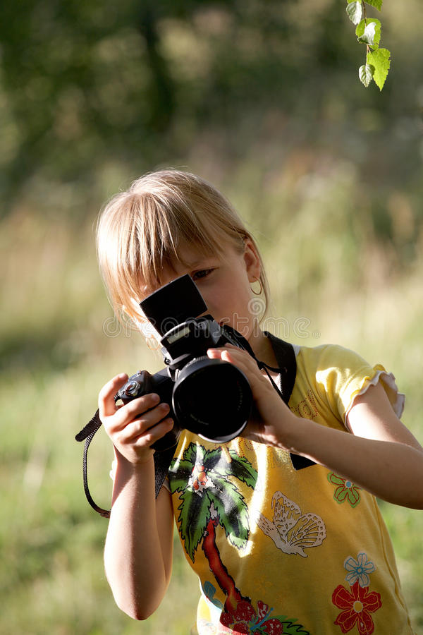 Free Reporter. Stock Photo - 10390910