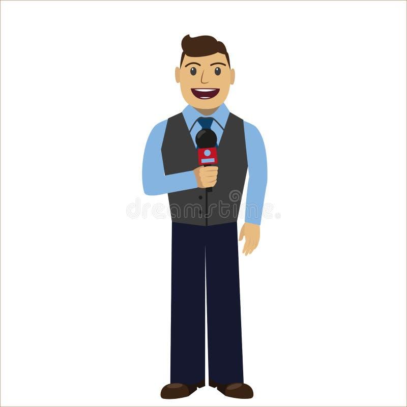 reporter arkivbilder
