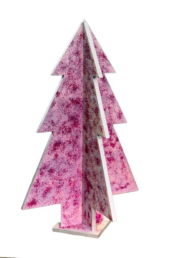 Repräsentativ- oder symbolisches Bild des Weihnachtsbaums für verschiedenen Gebrauch wie Geschenkpapier, Grußkarte lizenzfreies stockfoto