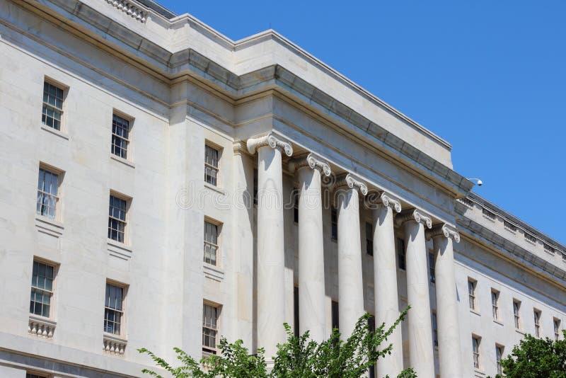 Repräsentantenhaus stockfoto