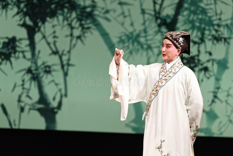 Représentation d'opéra de Pékin photos libres de droits