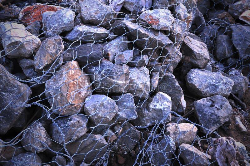 Represa de pedra. fotografia de stock