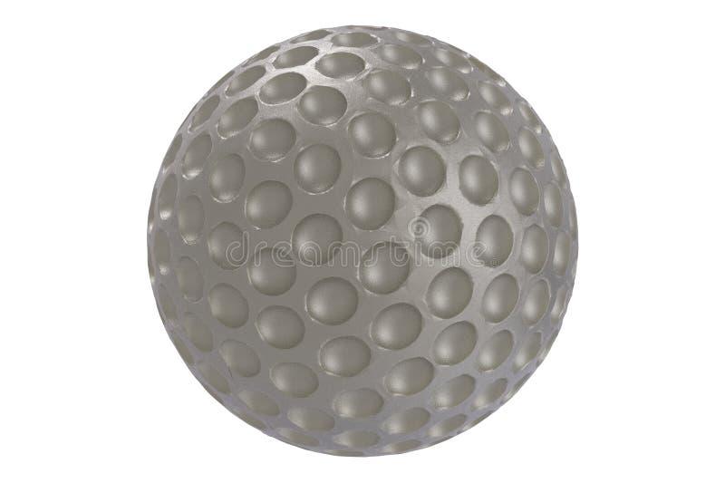 Representación de la pelota de golf 3D libre illustration