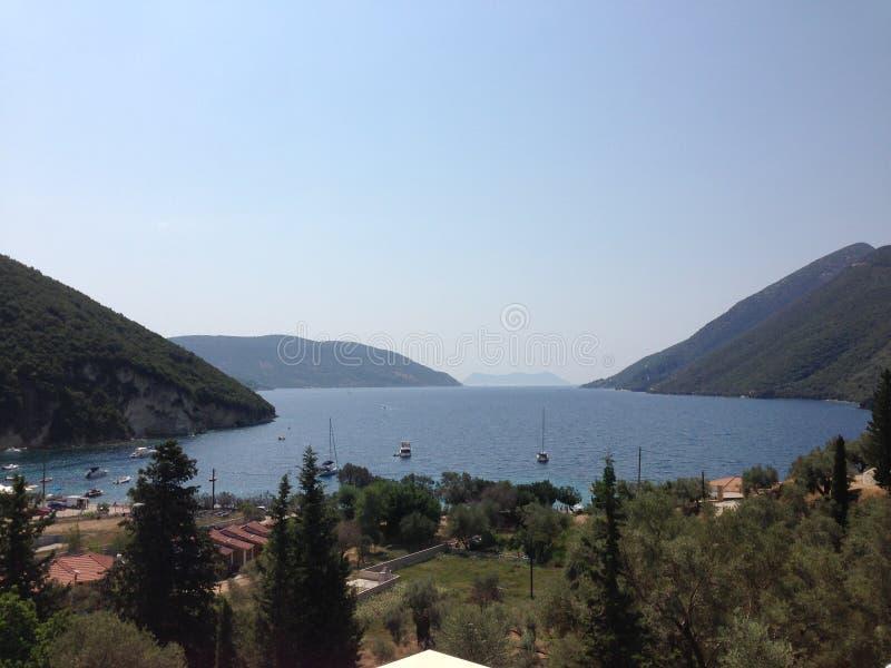 Representación visual de Grecia imagen de archivo