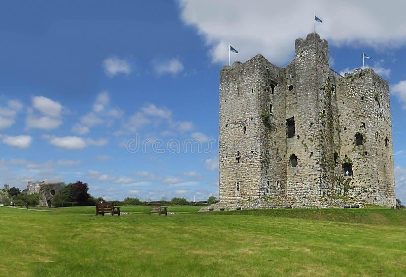 Representante de Meath do condado do castelo da guarni??o da Irlanda imagem de stock royalty free