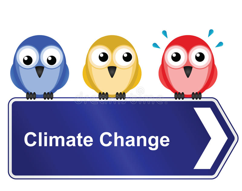 Download Representation Of Climate Change Stock Vector - Image: 27067118