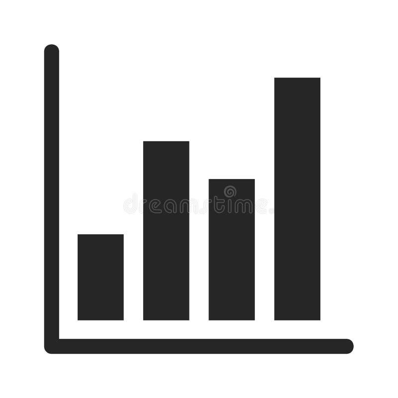 Represente el icono gráficamente en estilo plano de moda aislado en el fondo blanco ilustración del vector