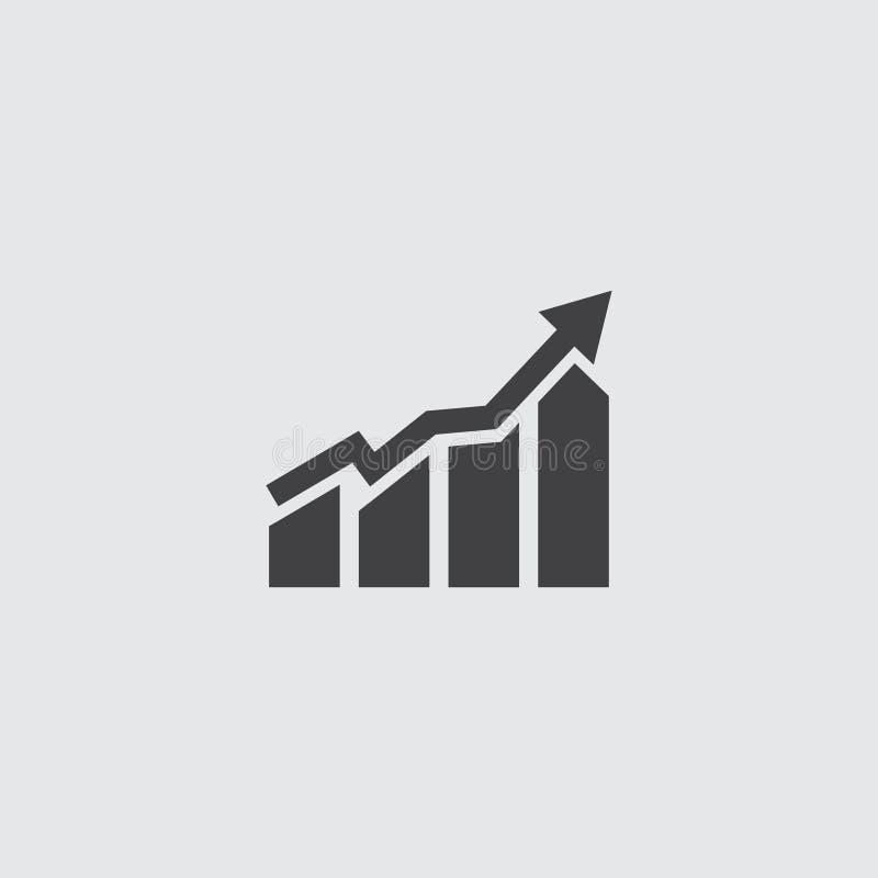 Represente el icono gráficamente en estilo plano de moda aislado en fondo gris Símbolo para su diseño del sitio web, logotipo, ap libre illustration