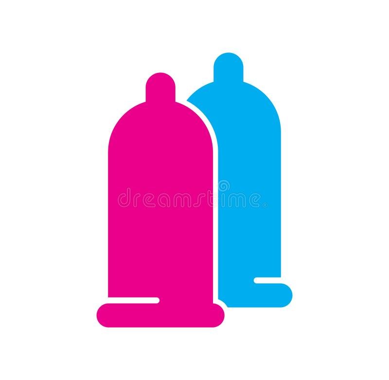 Reproduction related icon on background for graphic and web design. Simple illustration. Internet concept symbol for. Website button or mobile app stock illustration