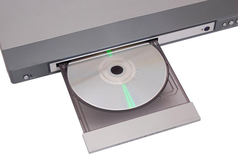 Reprodutor de DVD imagens de stock royalty free