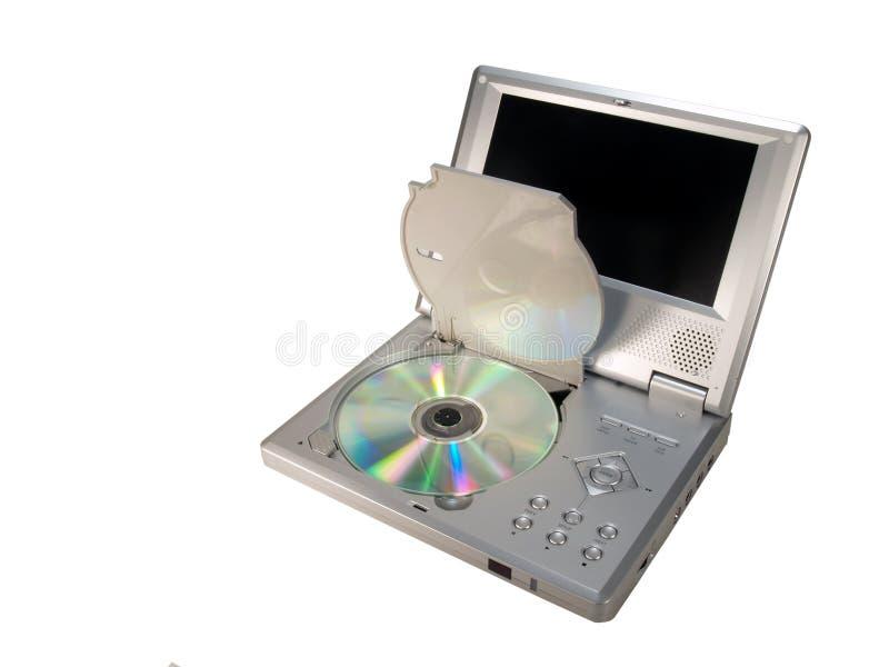Reprodutor de DVD foto de stock royalty free