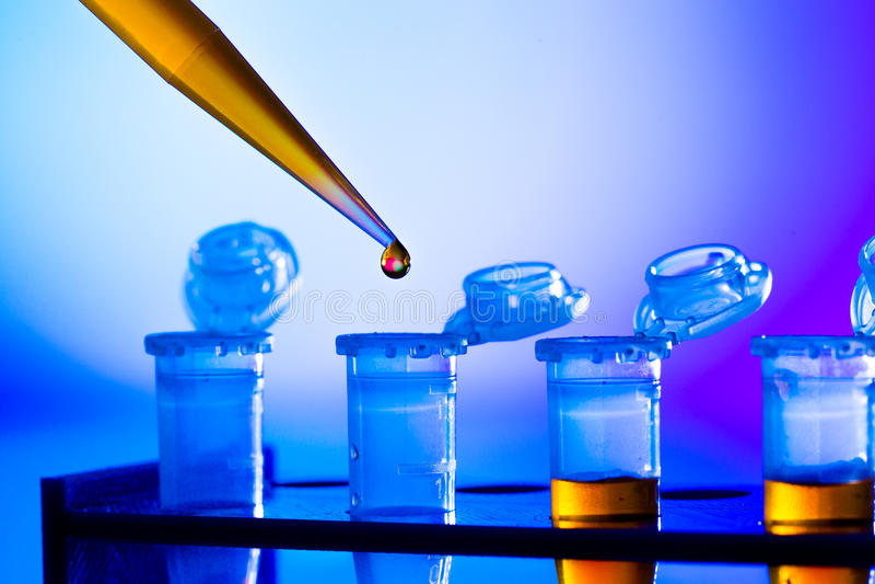 Reprogenetics fotografia de stock