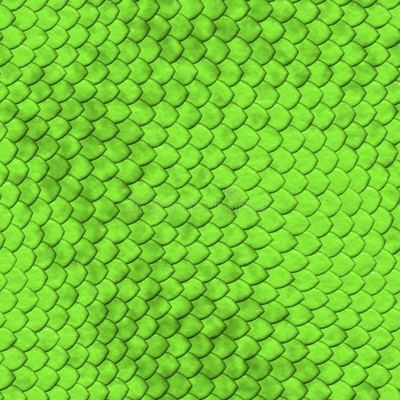 Reptiel huidtextuur royalty-vrije stock fotografie