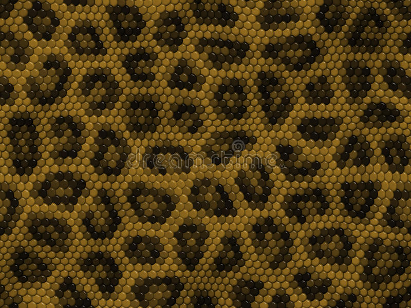 Reptiel textuur royalty-vrije stock foto