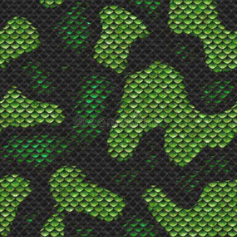 Reptil-Haut [05] vektor abbildung