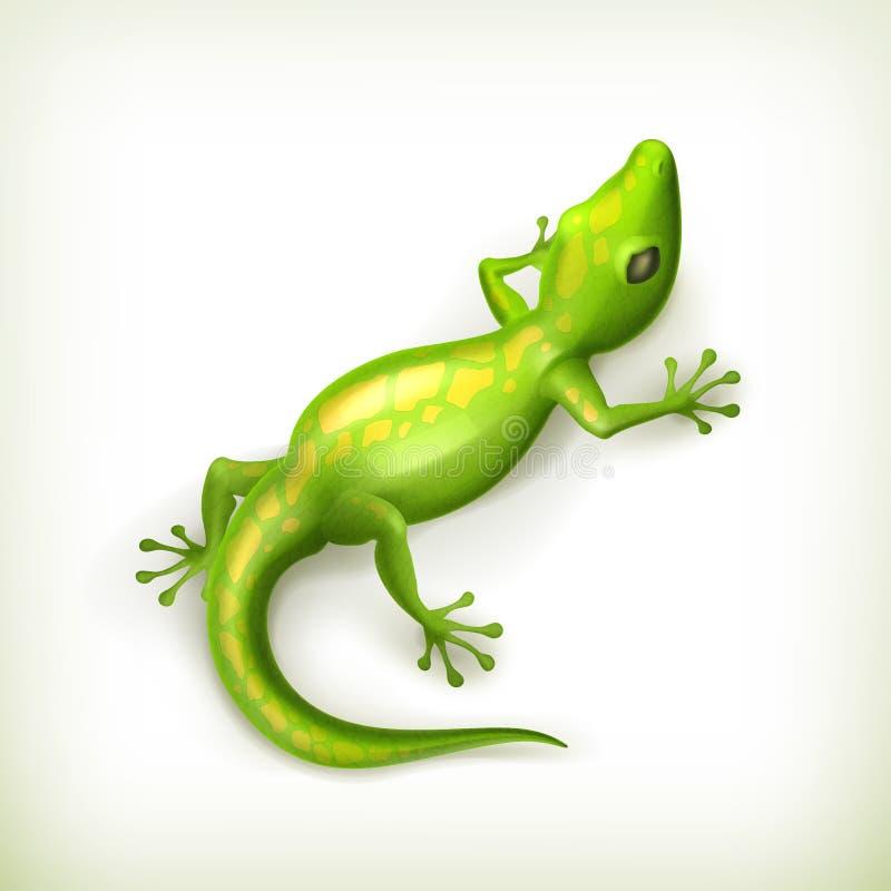 Reptile illustration stock
