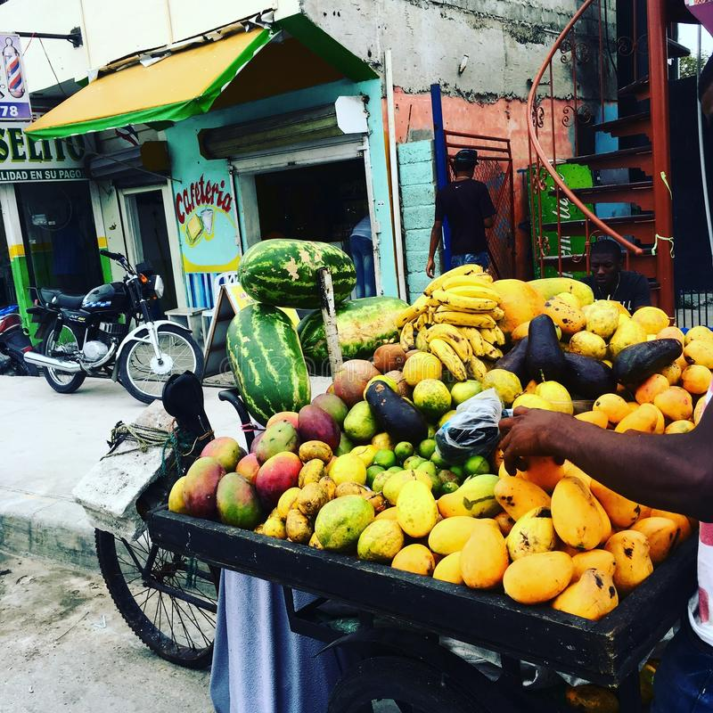 Repubblica dominicana immagini stock libere da diritti