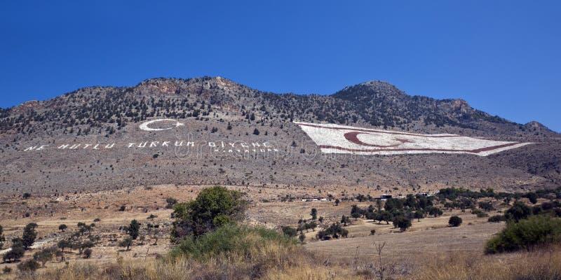 Repubblica turca della Cipro del Nord fotografie stock