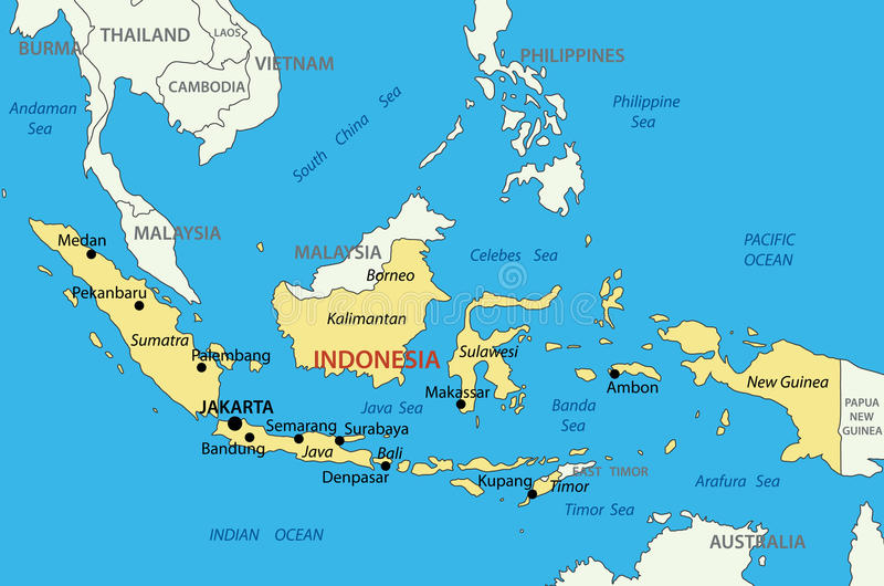 indonesia mapa Indonesia: Future Halal Market Hub   Halal Incorp indonesia mapa