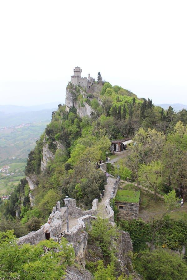 Republic Of San Marino lizenzfreie stockfotografie