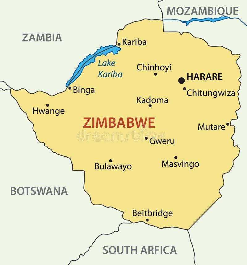 Lake Kariba Zimbabwe Stock Illustrations – 5 Lake Kariba Zimbabwe