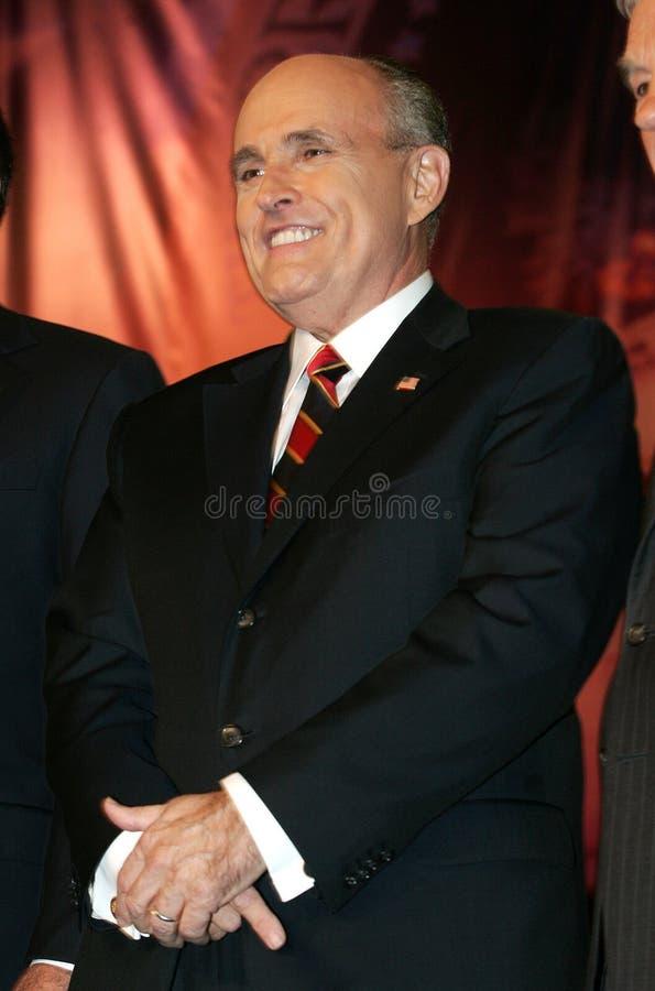2007 Republikańskich Prezydenckich forów zdjęcia royalty free