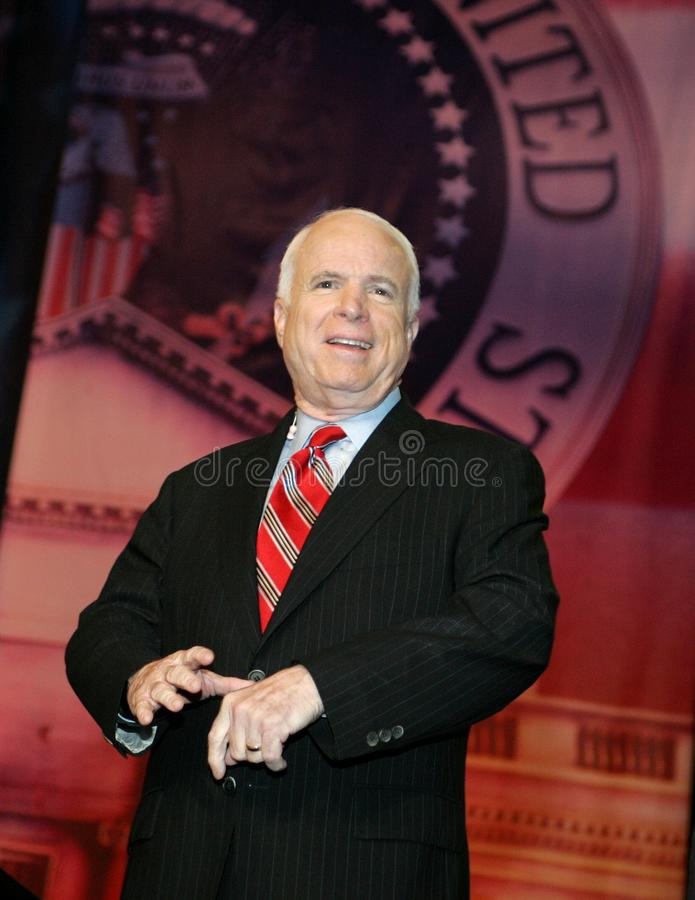 2007 Republikańskich Prezydenckich forów zdjęcie stock