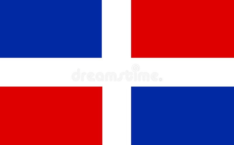 Download Republika dominikańska ilustracja wektor. Ilustracja złożonej z wizerunek - 31200