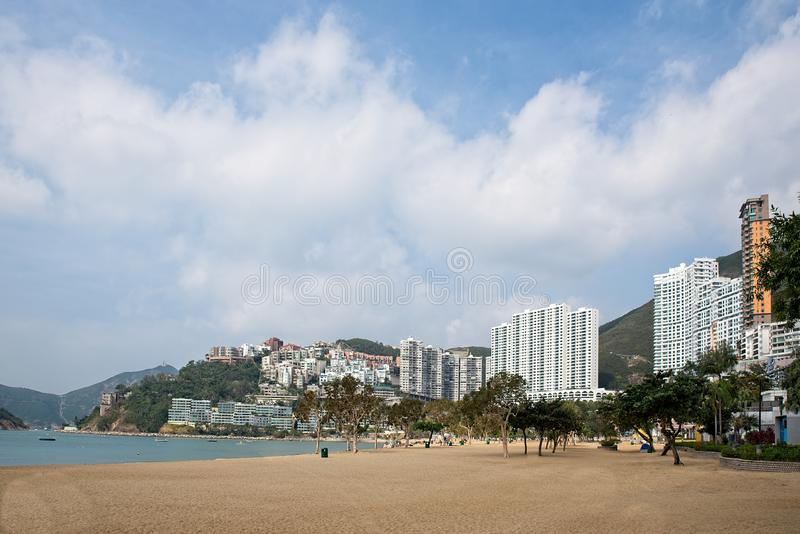 Repulse bay beach stock photography